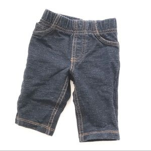 Carter's 3mo. Stretch waist Jeans